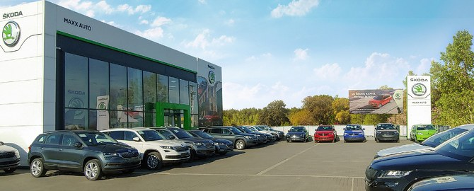 Maxx-Auto Trade Kft. Skoda Márkakereskedés Szervíz